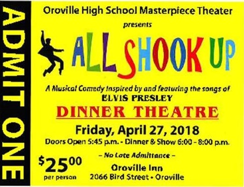 Oroville High School Masterpiece Theater